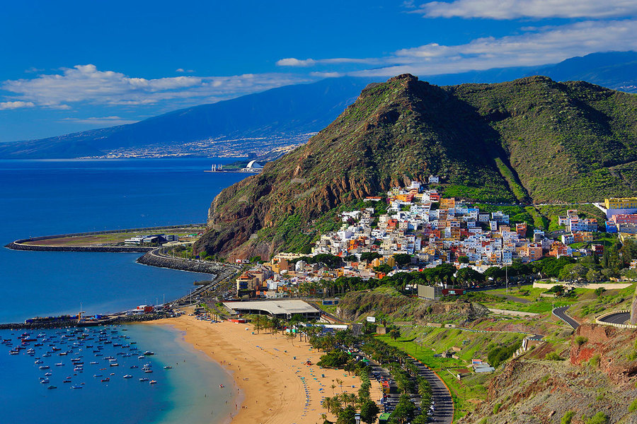 Canary Islands Tenerife