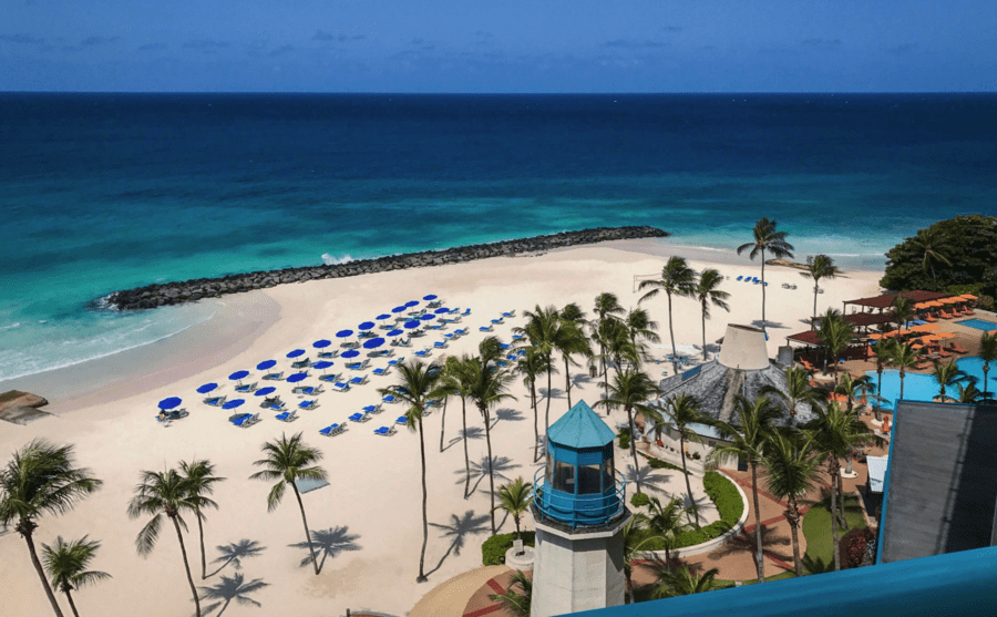 Hilton Barbados Resort 7